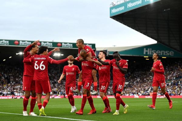 Liverpooli s'gabon, mban hapin me kryesuesit