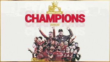 Pritjes i vie fundi, Liverpooli kampion i Anglisë!