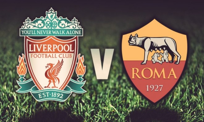 Liverpool vs. Roma, formacionet startuese