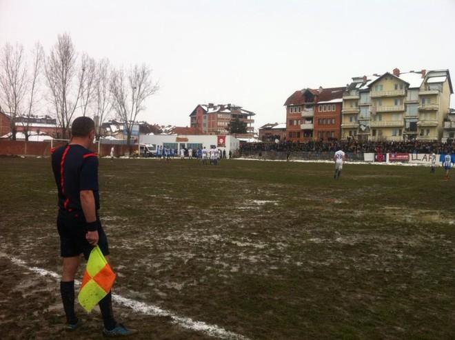 Shtyhen ndeshjet e rrethit të tretë të Kupës