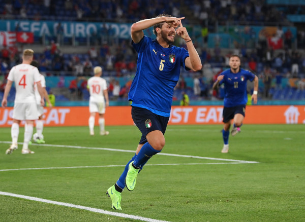 Notat e futbollistëve: Italia-Zvicra