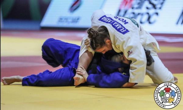 Flaka e pesta në GrandPrixin e Zagrebit