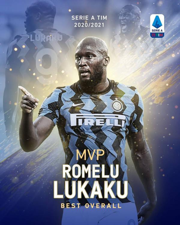 Lukaku, MVP i Serie A-së