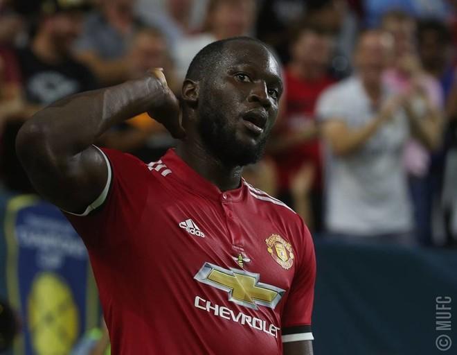 Lukaku përsëri, United mposht Cityn