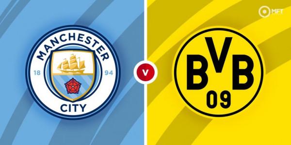 Formacionet zyrtare: City - Dortmund