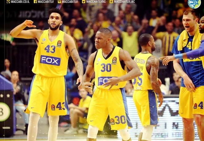Maccabi mposht kampionin
