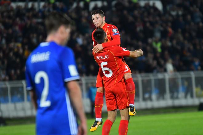Tre gola me emra shqip te Maqedonia