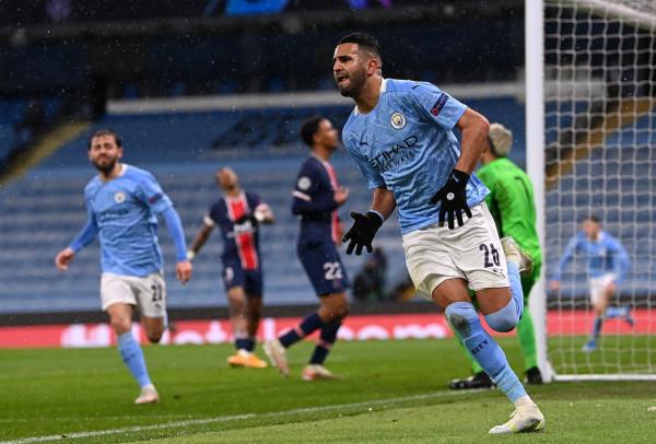 Mahrez i sjell finalen historike Man Cityt