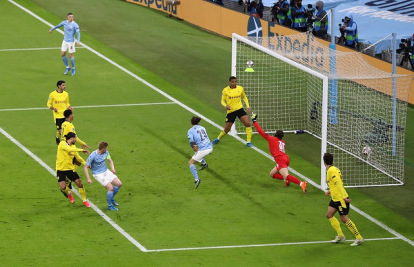 Notat e futbollistëve: Man City - Borussia Dortmund
