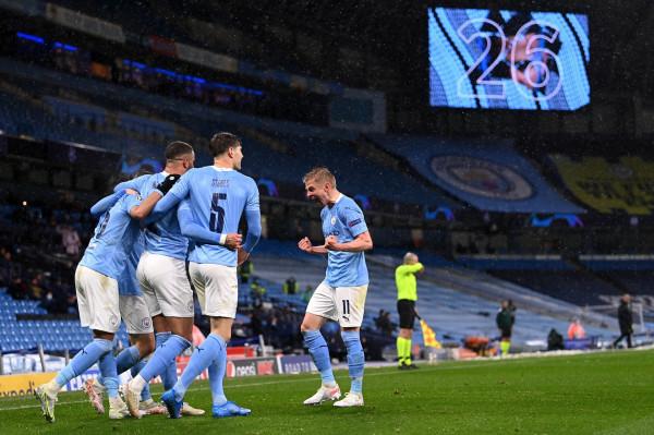 Notat e futbollistëve: Man City - PSG