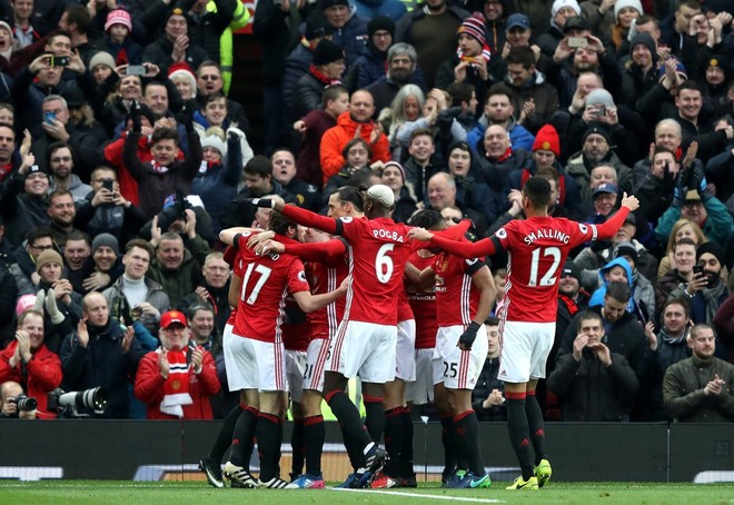 Analizat verore – Manchester United