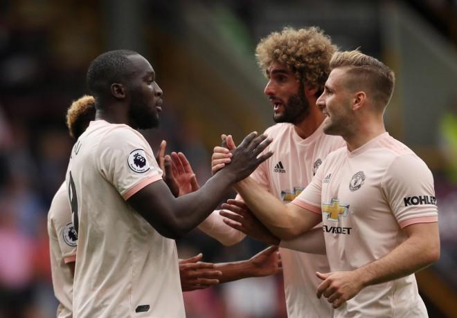 Lukaku rikthen Unitedin te fitoret