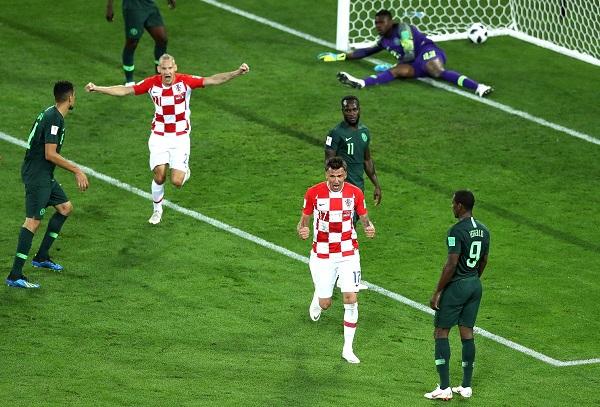 Argjentina vs. Kroacia, formacionet startuese