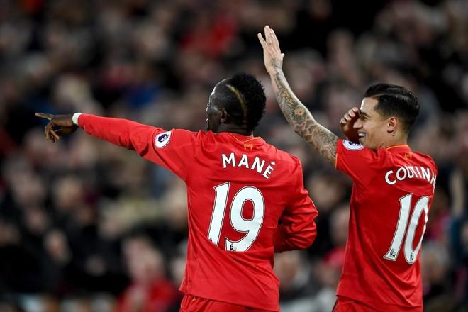 Derbi i takon Liverpoolit, Arsenali del nga top4