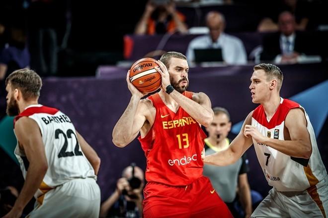 Spanja, gjysmëfinalistja e parë