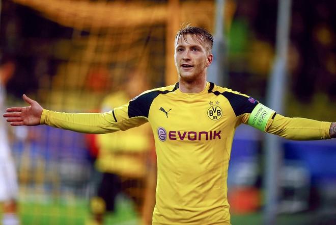 Dortmundi ruan kreun, Reali i dyti në grup