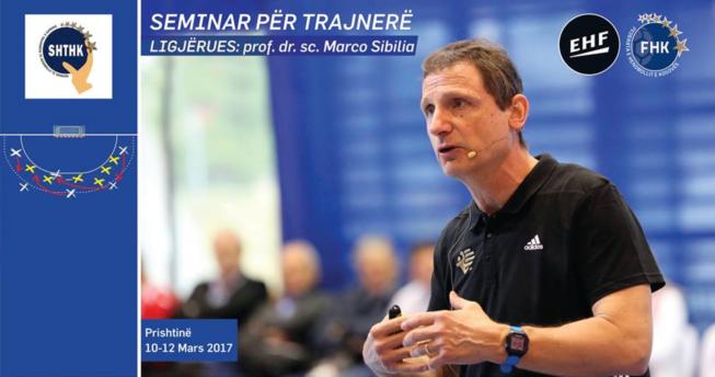 Seminar i obligueshëm për trajnerë