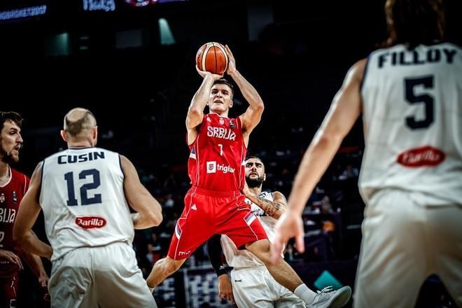 Serbia kompleton katërshen e gjysmëfinalistëve