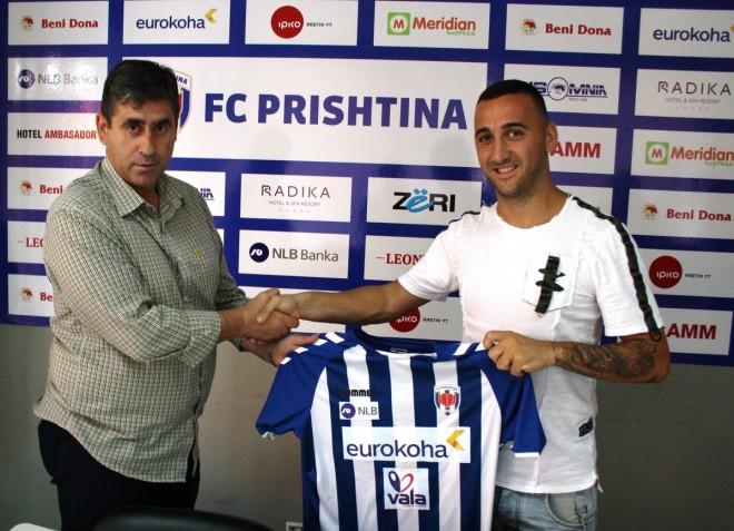 Prishtina me përforcim nga Shqipëria