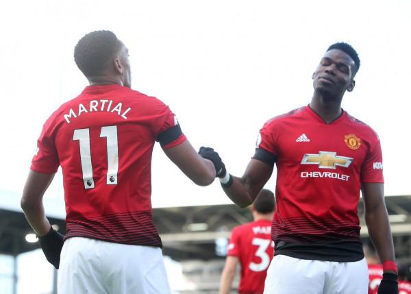 Ole kalon Mourinhon, United momentalisht në top4