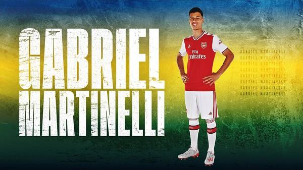 Transferi i parë i Arsenalit, një tinejxher brazilian