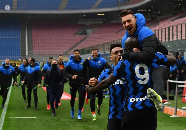 Interit i duhen 1.6 pikë për ndeshje, për tu bërë kampion