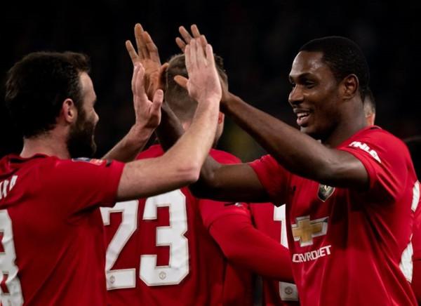 Ighalo çon Unitedin në çerekfinale të FA Kupës