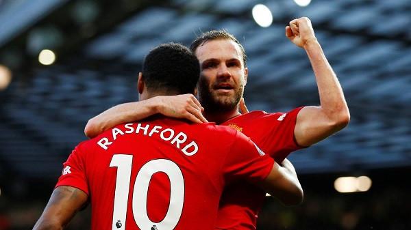 Mata vazhdon me Unitedin