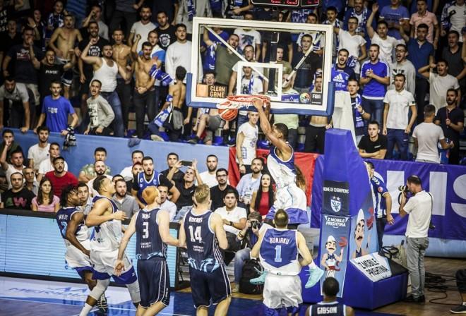 Super Prishtina, fitorja e parë kosovare në Champions League