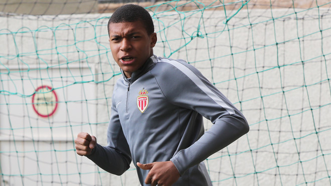 Guardiola: Mbappe s'vjen