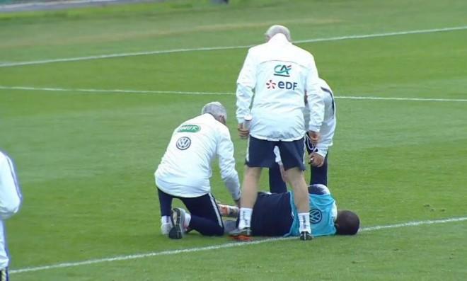 'Dridhet' Franca, lëndohet Mbappe