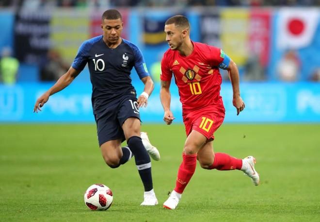 Notat e lojtarëve: Franca-Belgjika