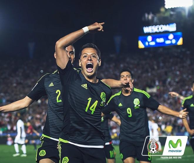 Meksika fiton dramën ndaj Uruguajit
