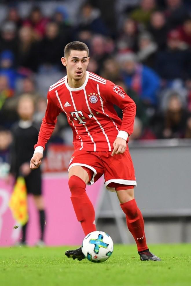 Meritan Shabani startues në fitoren e Bayernit