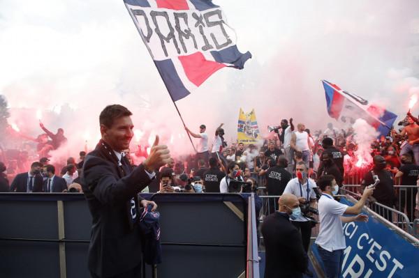 Ëndrra, triumfi në Champions me PSG