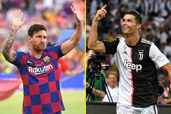 Messi e Cristiano me donacione milionëshe për luftën ndaj coronavirusit