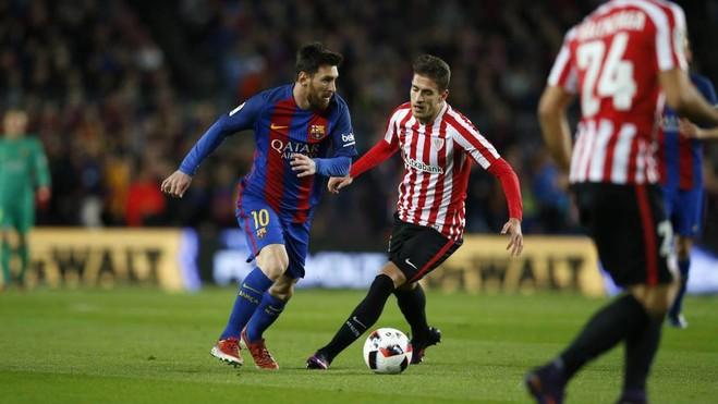 Tridente eliminon Bilbaon