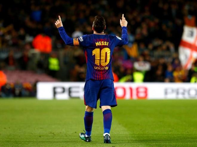 Barça barazon pamposhtshmërinë rekorde të elitës