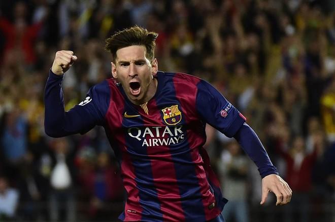 Messi s'e mban në mend golin e dytë!