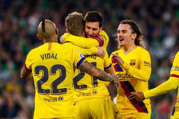 3 asistime nga Messi për përmbysje në Villamarin