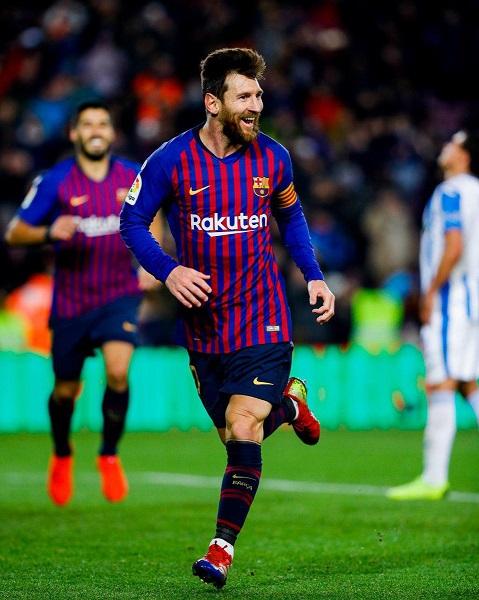 Zëvendësuesi Messi, hyn për fitore