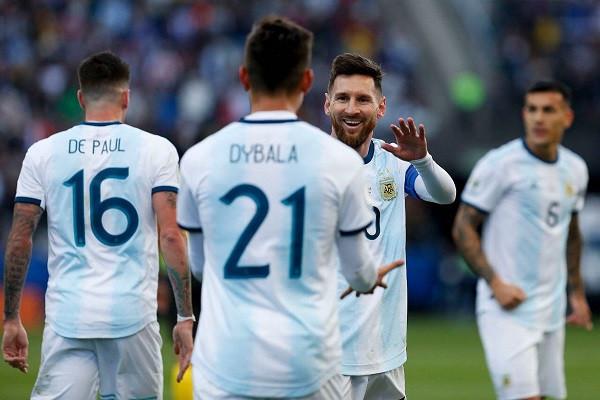 Argjentina e bronztë, e Messi përjashtohet në fitore