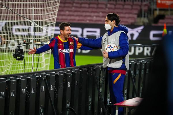 2 gola e 1 asist për Messin në fitore