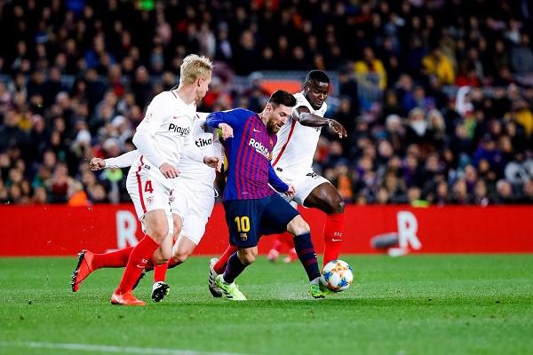 Barcelona ekzi6icionale ndaj Sevillës