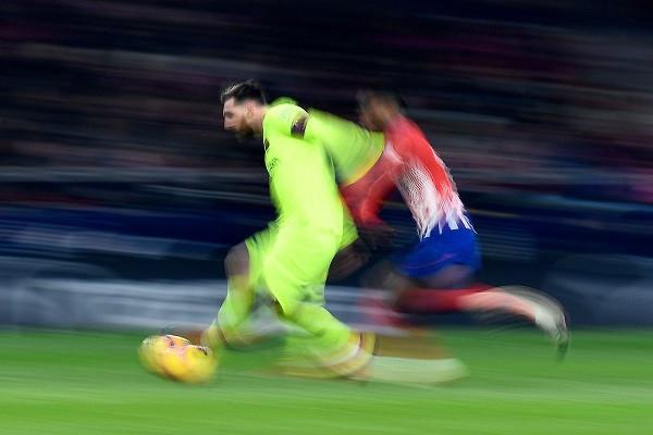 Magjitë e Messit ndaj Atleticos