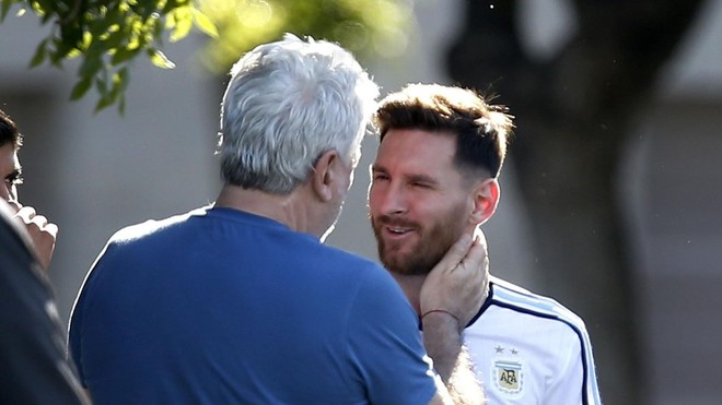Messi mungon!