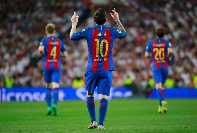 Messi vendos El Clasicon në sekondë të fundit!