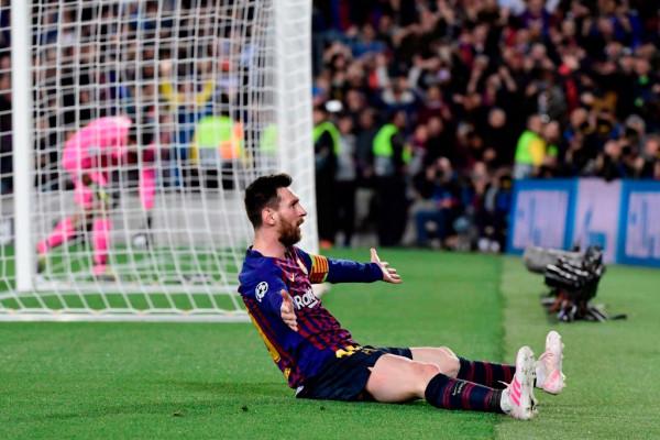 Messi 600, Barcelona 'një këmbë' në finale