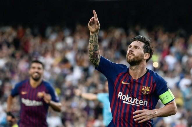 Messi 3x, Barcelona e fillon furishëm