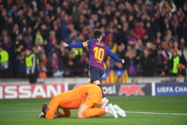 Messi në formë, Barcelona shumë e fortë për Unitedin